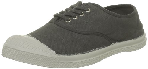 Bensimon Tennis Lacet, Baskets mode femme Gris (Gris Moyen 817)