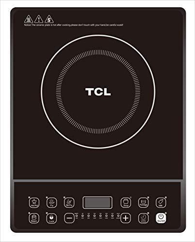 TCL TC-C21E52A 2000-Watt Induction Cooktop (Black)