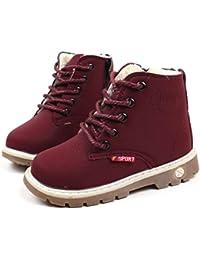 Sneakers casual dorate per bambini Tefamore
