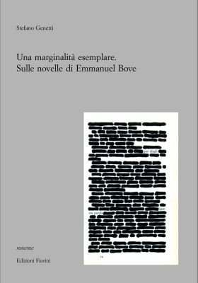 Una marginalit esemplare sulle novelle di Emmanuel Bove
