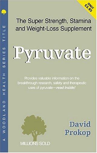 Pyruvate (Woodland Health)