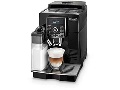 De'Longhi Fully Automatic Bean to Cup Coffee Machine ECAM22.110.SB, 220 W