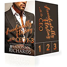 Accidentally Flirting with the CEO (Books 1-3) (Whirlwind Romance Series Book 5) (English Edition)