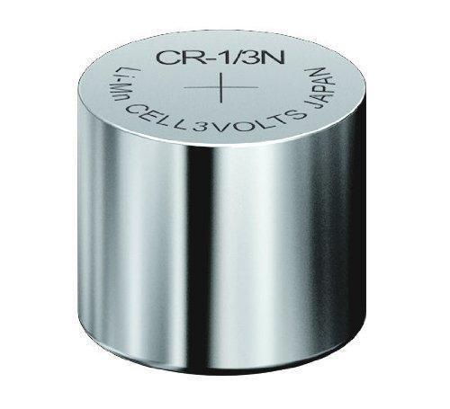 Varta Knopfbatterie (Gerätebatterie), Knopfzelle, CR1/3N, 3V, Lithium, 170mAh, 10,8x11,6mm