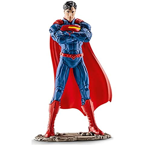 Schleich Superman STANDING DC Comics Justice League NEW & SEALED BOX Free P&P FAST SAME DAY DISPATCH ONCE PAYMENT IS