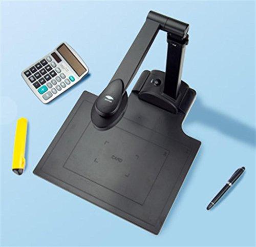 A4 Document Scanner mit LED-Licht 10 Millionen Pixel HD für Office, Gilt Nicht für Das Apple-System (Mac)