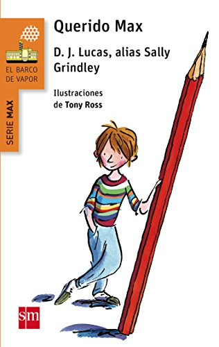 Querido Max por Sally Grindley