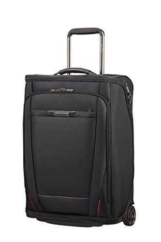 SAMSONITE PRO DLX 5 Wheeled Garment Bag 2.8 KG Porta abiti 55 36 liters Nero