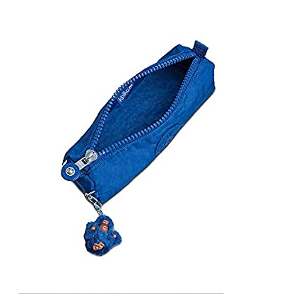 Kipling Freedom – Estuche, Unisex Adulto, Azul – (Poseidon Blue)