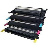 Samsung Clt 406s Compatible Toner Cartridge Four Color Set