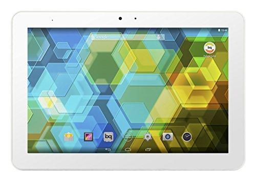 BQ Edison 3 - Tablet de 10.1 pulgadas (WiFi y Bluetooth 4.0, 16 GB, 1 GB de RAM, Android KitKat 4.4),