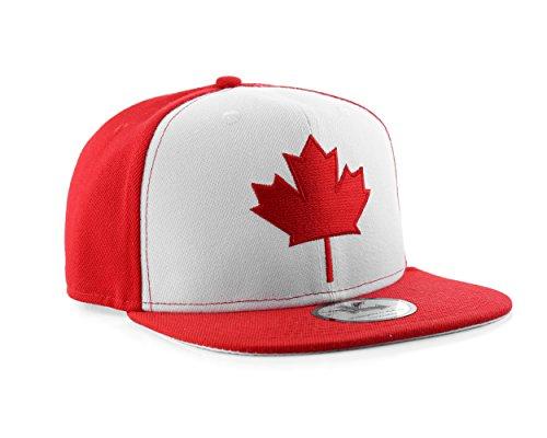Underground Kulture Herren Baseball Cap Blau blau Einstellbar Gr. Einstellbar, Kanada