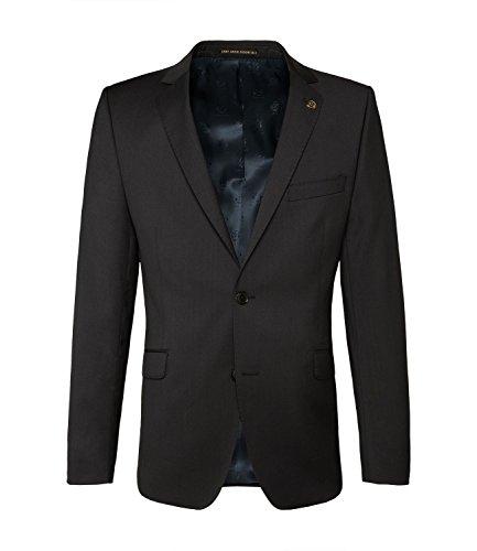 Michaelax-Fashion-Trade -  Blazer  - Basic - Maniche lunghe - Uomo Grigio
