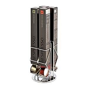 Bremermann support pour capsules de caf nespresso distributeur de capsu - Distributeur capsule nespresso design ...