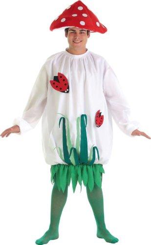 Imagen de llopis  disfraz adulto seta hombre