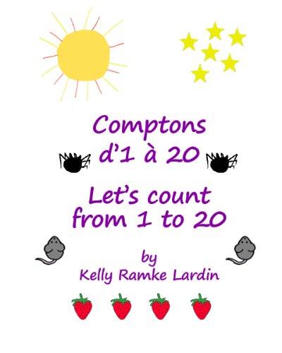 Couverture du livre Comptons d'1 à 20  Let's Count From 1 to 20