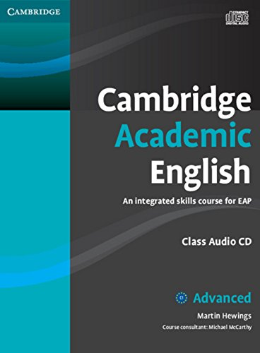 Cambridge Academic English. Advanced. Class Audio CD  C1