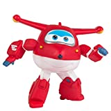 Super Wings - Jett, figura articulada Super Wings - 14 x 10 x 13 cm (ColorBaby 85129)