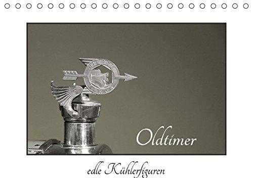 Oldtimer - edle Kühlerfiguren (Tischkalender 2018 DIN A5 quer): Kühlerfiguren - eine Reise in die Vergangenheit (Monatskalender, 14 Seiten ) (CALVENDO ... [Kalender] [Apr 01, 2017] Ehrentraut, Dirk (Bentley-kühlerfigur)