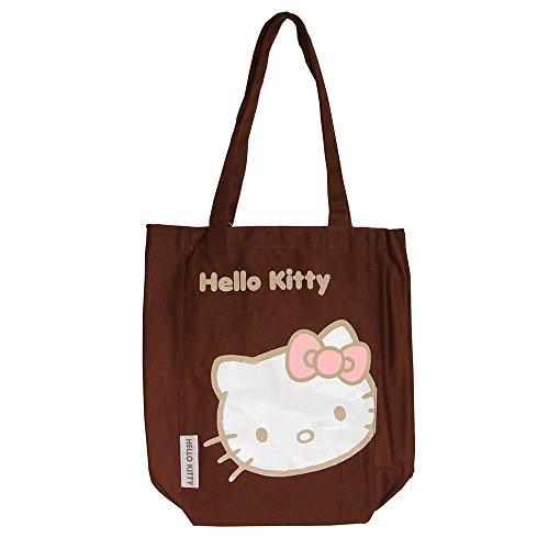 Hello Kitty Borsa Sportina Tracolla lilla-marrone-rosa- rossa (Rosa) Rosa