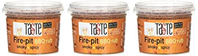 Gourmet Spice Company Fire Pit Hot Barbeque Rub 40 G Pack Of 3 from Gourmet Spice Company