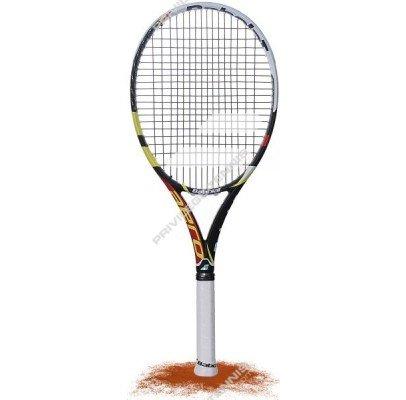 Tennisschläger Babolat Aeropro Lite French Open 2015besaitet 1