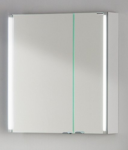 #FACKELMANN LED-Spiegelschrank, 2trg., 60 cm breit#