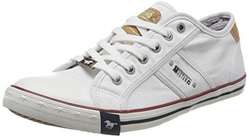 Mustang - Sneakers da uomo Bianco (1 Weiß)