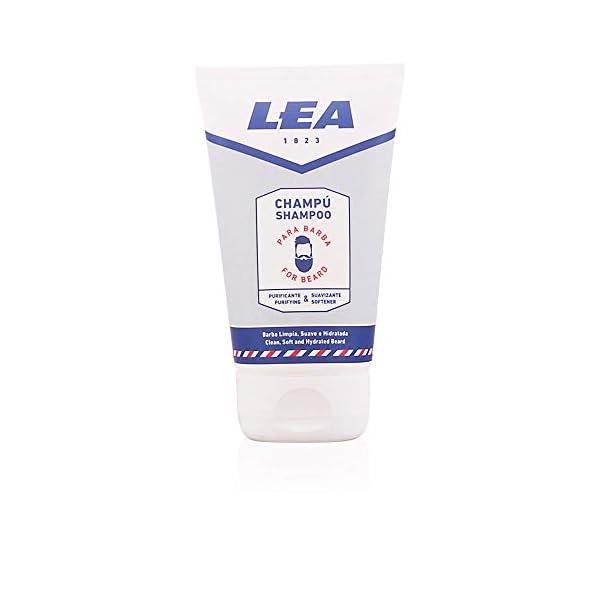 Lea Champú para Barba Purificante y Suavizante – 100 ml