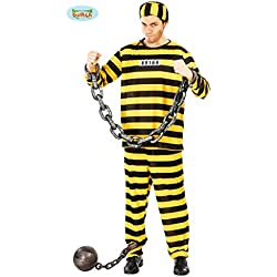 Disfraz barato de Prisionero