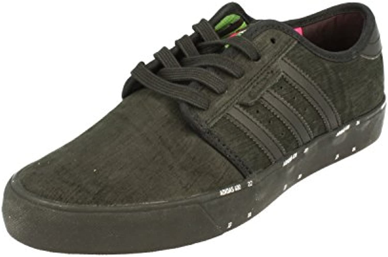 Adidas Seeley X Ari Black  Billig und erschwinglich Im Verkauf