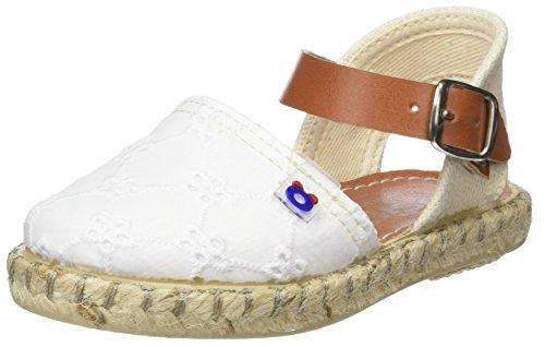 Conguitos Baby Jungen Hvs14501 Krabbel-& Hausschuhe Weiß (White)