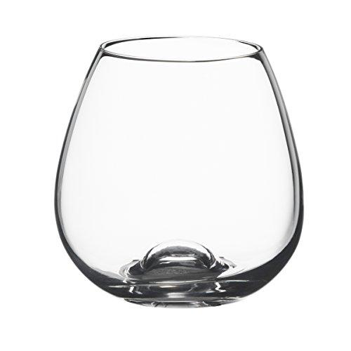 Dartington Weingläser ohne Stiel, Kristall, transparent, 3Stück
