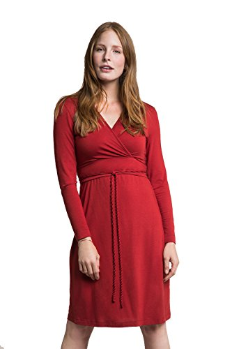 Boob 1536 Braidy - robe maternité allaitement, 2 coloris marsala
