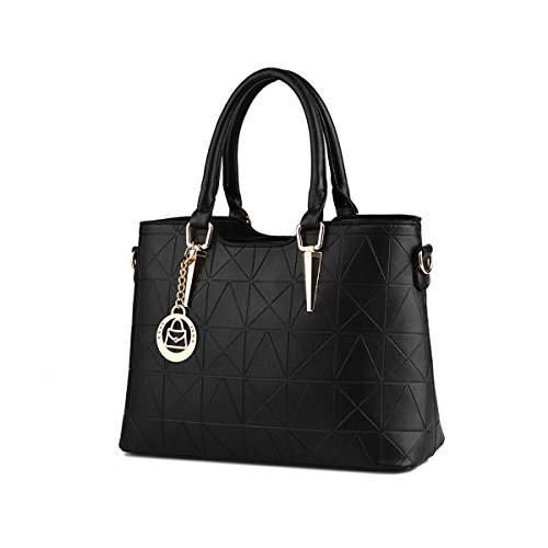 emotionlin-women-euro-style-pure-color-pu-leather-tote-sac-a-main-epaule-pour-zip-pouch-women-bagbla