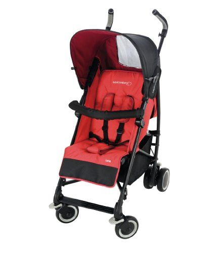 Bébé Confort Lana - Silla de paseo, color rojo (intense red)