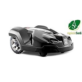 Husqvarna Automower 430 x | Robot Tondeuse I Gazon automatique | Surfaces Jusqu'à 3200 M² I Pente Jusqu'à 20%