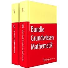 Grundwissen Mathematikstudium mit Arbeitsbuch