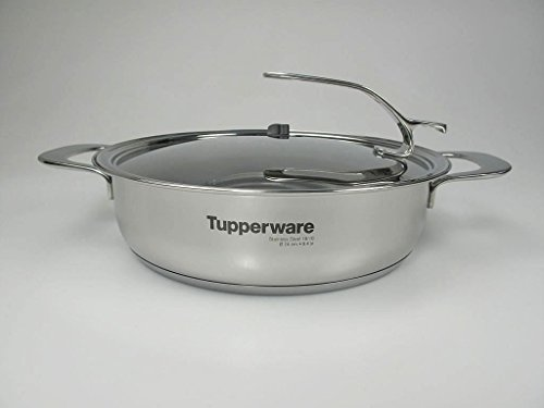TUPPERWARE Chef Serie Pure Cookware Topf Kasserolle 2,8 L Topf Tupperware Topf