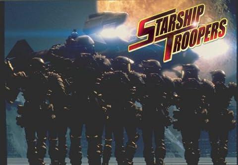 Starship Troopers Wargame Box Set