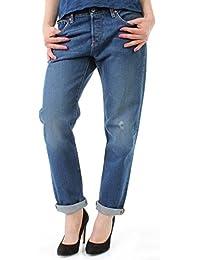 Levi's Womens 501 Ct Cali Cool Jeans in Denim