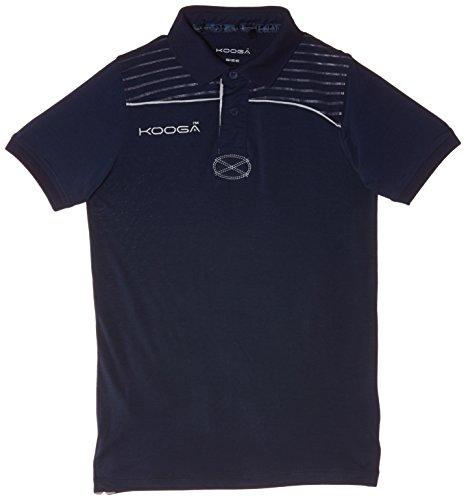 Kooga Dri-Lite Polo Dri-Lite Polo Blau - Navy/Grau