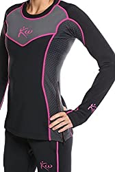 New Women's - Kutting Weight (cutting weight) neoprene weight loss sauna shirt (XL),X-Large