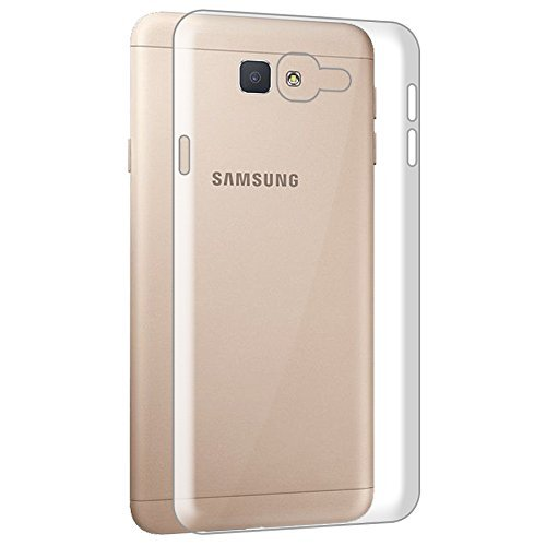 Johra for Samsung Galaxy On Nxt Back Cover, Silicone Case Soft TPU Case Soft TPU Case for Samsung On Nxt Transparent Back Cover