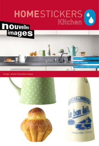 Home Frühstück (Unbekannt Nouvelles Images hose1830Frühstück wasserabweisend Home Aufkleber)