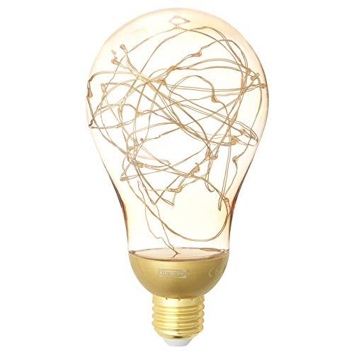 IKEA VINTERLJUS Dekorative E27 LED Fairy Light Globe Glühbirne 2500K Warmweiß