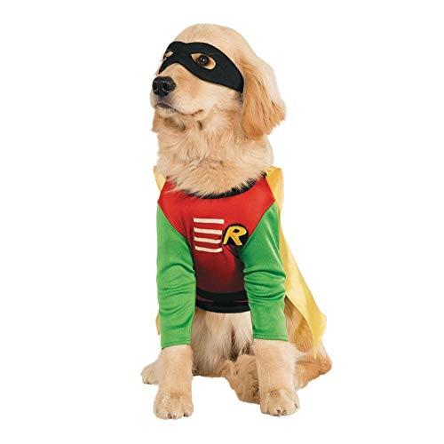 Batman Super Dog Hunde Fasching Halloween Karneval Kostüm M/L