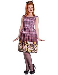 Hell Bunny Kleid TULIPA 50'S DRESS 4538