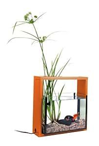 Elite Aquarium Kit Kadra Orange 6,8 L