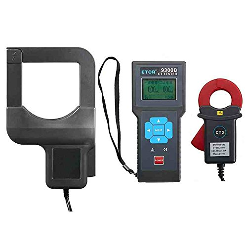 Wireless High Voltage Stromwandler Verhältnis Tester Meter ETCR9500 Tragbarer digitaler Detektor Berührungsloses High-voltage Detector